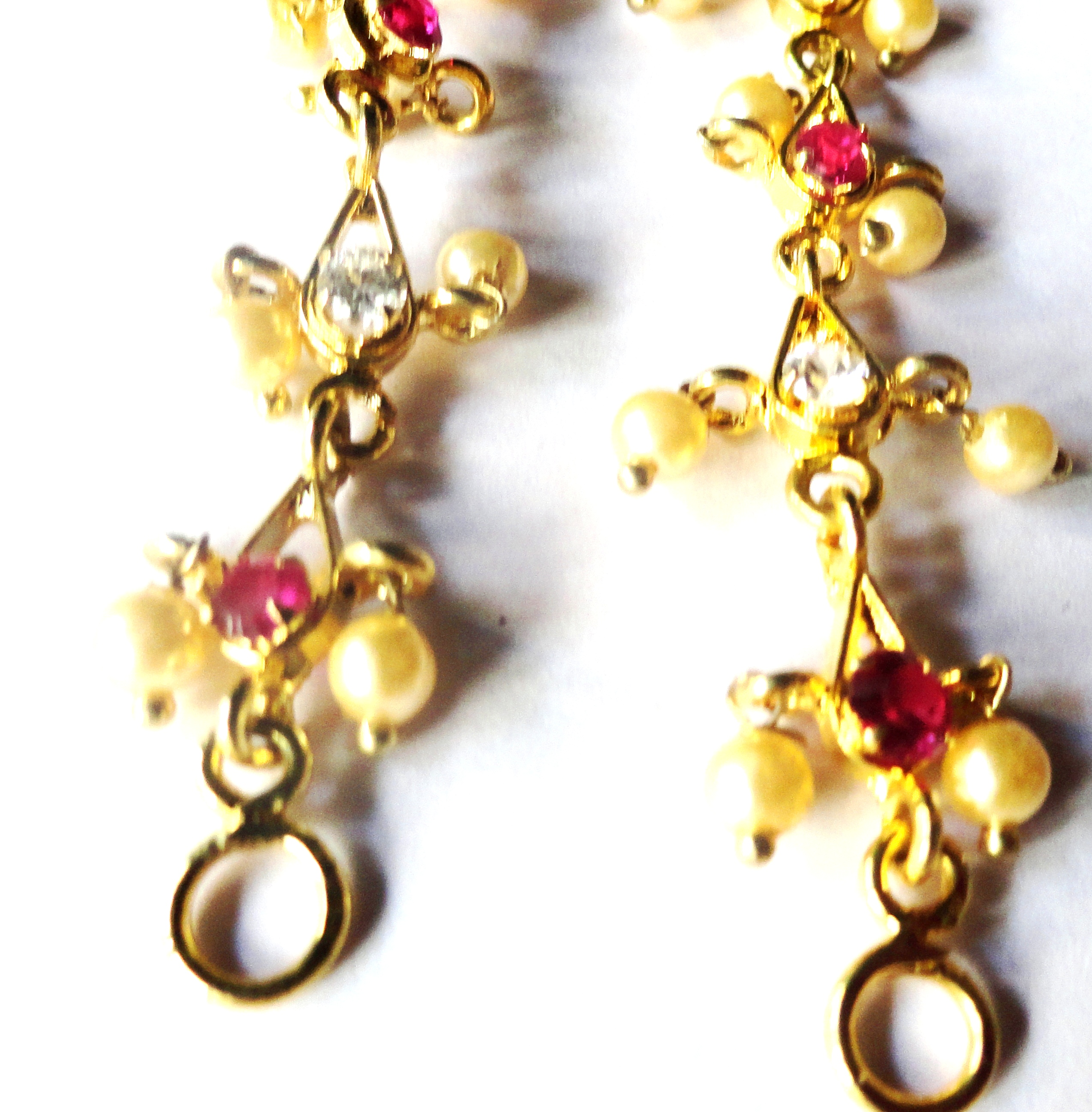 Vel Kan Chain Ear To Hair Accessories Traditional