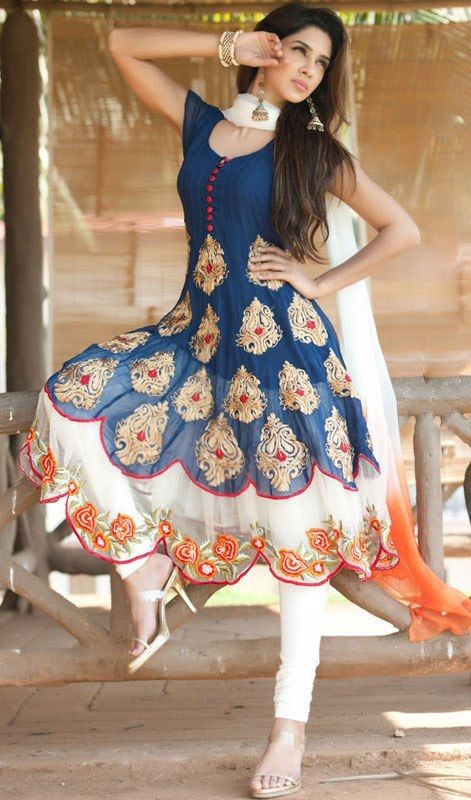 Image result for Enjoy Wearing The Beautiful Long Kurtis For This Special Occasion