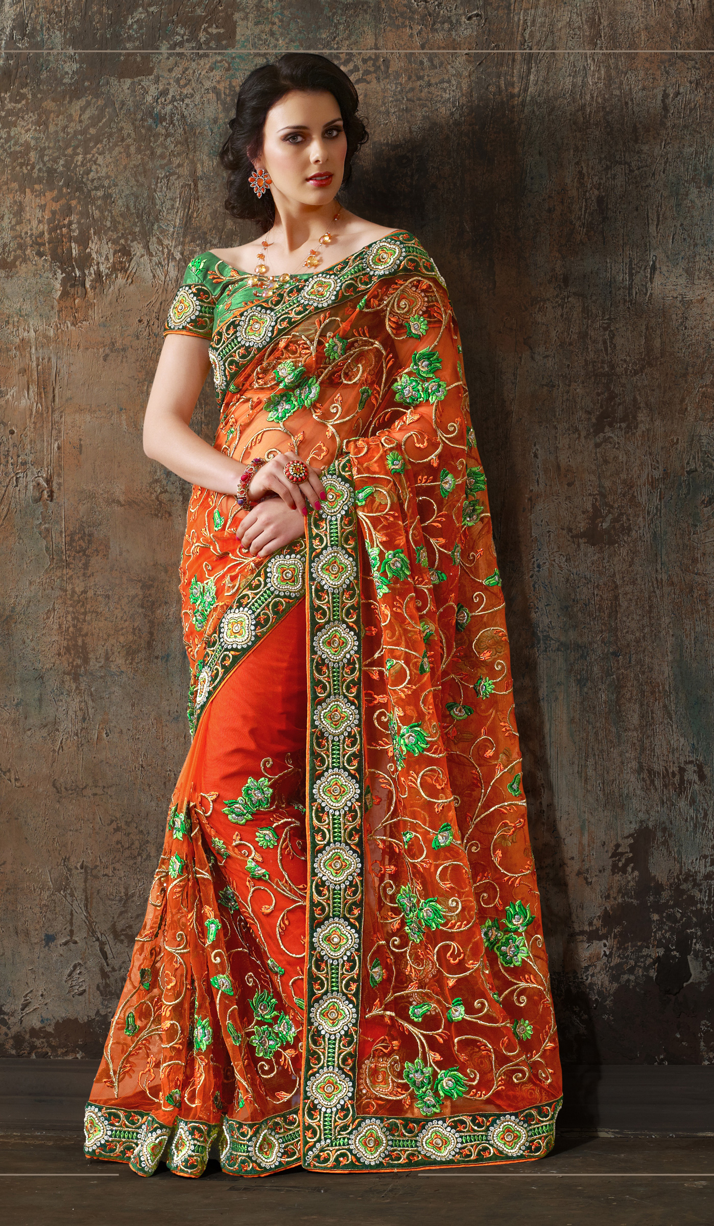 15 Extraordinary Surat Sarees With Images Styles At Life