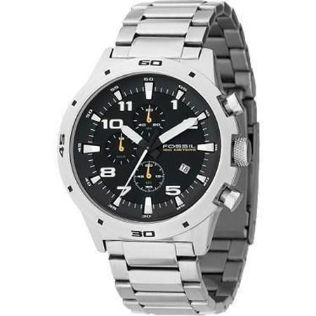 fossil chronograph limited edition mens accessories