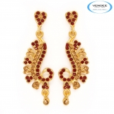 Stud Diamond Earring For Party Women's (4248a)