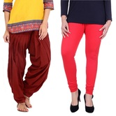 Stylobby Patiala And Legging Combo