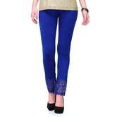 Stylobby Blue Lace Legging