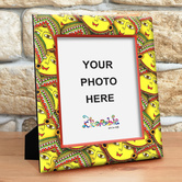 Kolorobia Madhubani Photo Frame Large