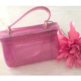 Silicon Glitter Sling Bags By Triveni
