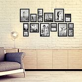 Swadesistuff Photo Frame Collage For Wall Decor / Wall Decor(set Of 5)