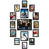 Swadesistuff Photo Frame Collage For Wall Decor (set Of 15)