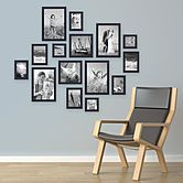Swadesistuff Photo Frame Collage For Wall Decor / Home Decor (set Of 15)