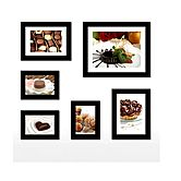 Swadesistuff Photo Frame Collage For Wall Decor (set Of 6)