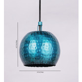 Height Of Designs Green Pendant Lamp