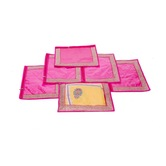 Kuber Industries Single Packing Saree Cover Set Of 6 Pcs (designer Lace)