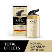 Olay Total Effects 7 In One Anti-ageing Cream Normal Day Spf 15  (50 G)