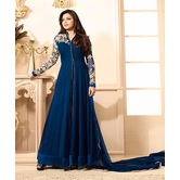 Muskan Navy Embroide...
