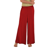 Go Colors-cherry-tall Palazzo