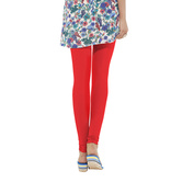Go Colors-bright Red - Ladies Churidar