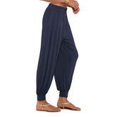 Go Colors-ink Blue-harem Pant