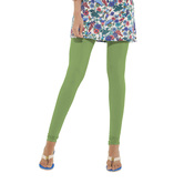 Go Colors-pista Green - Ladies Churidar