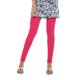Go Colors-light Fuchsia - Ladies Churidar