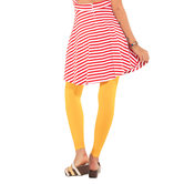 Go Colors -  Yellow Leggings