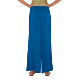 Go Colors- Bright  Royal Tall Palazzo