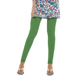 Go Colors-jade Green - Ladies Churidar