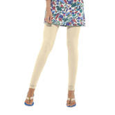 Go Colors-light Beige - Ladies Churidar
