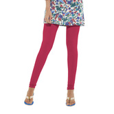 Go Colors-dark Rose - Ladies Churidar