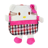 2016 New Arrival Hello Kitty Picnic Bag For Kids Backpack