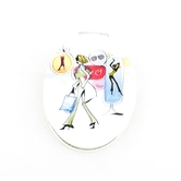 Acsentials Stylish Compact Mirror