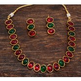 Alankruthi Exclusive Necklace Set