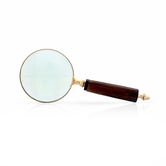 Functional Real Brass Antique Magnifying Glass 350
