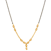 Craftsvilla  Gold Plated Fancy Mangalsutra