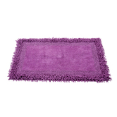 Homefurry Purple Furry Style Bath Mat