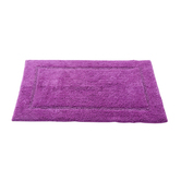 Homefurry Purple Concentrec Bath Mat