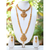 Craftsvilla Multi Color Papular Necklace Set