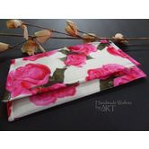 The Pink Rose Silk F...