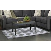 Cotton Tufted Full Loop Carpet 120 X 165 Cm Combo With Cotton Hand Tufted Chenille Rug 80 X 130 Cm