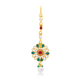 Sukkhi Pretty Gold Plated Mangtikka For Women