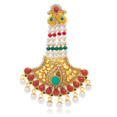 Sukkhi Exquitely Gold Plated Passa For Women