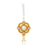 Sukkhi Marquise Gold Plated Mangtikka For Women