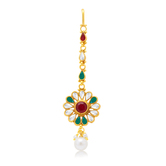 Sukkhi Glorious Gold Plated Mangtikka For Women