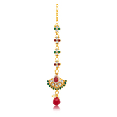 Sukkhi Exquisite Gold Plated Mangtikka For Women