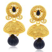 Sukkhi Classic Gold Plated Jhumki Earring For Women
