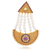 Sukkhi Magnificent Gold Plated Passa For Women