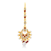 Sukkhi Fancy Gold Plated Mangtikka For Women