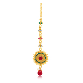 Sukkhi Bewitching Gold Plated Mangtikka For Women