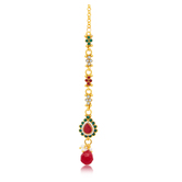 Sukkhi Enchanting Gold Plated Mangtikka For Women