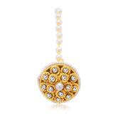 Sukkhi Dazzling Gold Plated Borla For Women