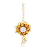 Sukkhi Glimmery Gold Plated Borla For Women