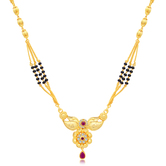 Sukkhi Exotic Gold Plated Ad Mangalsutra For Women